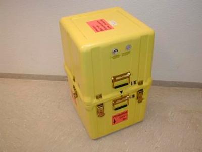 Транспортировочный контейнер для GYROMAT 5000