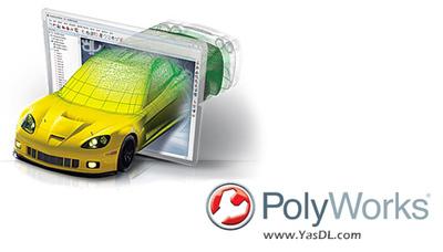 Обновление ПО до PolyWorks / Inspector Premuim
