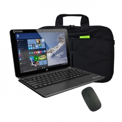 Ноутбук, сумка, мышь для сканеров